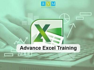 Advance Excel Training