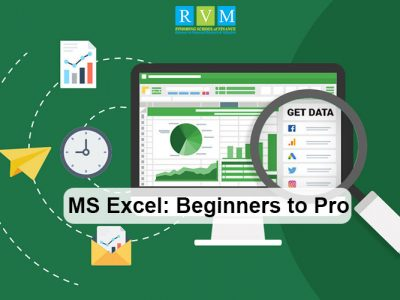 MS Excel: Beginners to Pro